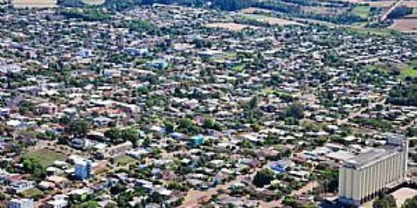 Imagens da cidade de Ibirubá - RS