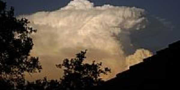 Céu de Ijucapirama-Foto:rafaelmacall