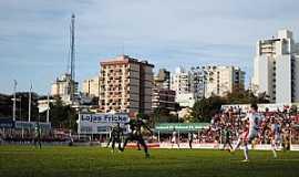 Ijuí - Estádio 19 de Outubro Foto Prefeitura Municipal