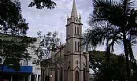 Ijuí - Igreja de N.Sra.da Natividade em Ijuí-RS-Foto:José Carminatti