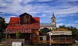 Ilópolis - Moinho Colognese,Museu do Pão,Oficina de Panificação e Santuário de São Paulo Apóstolo-por Jorge Luís Stocker J…