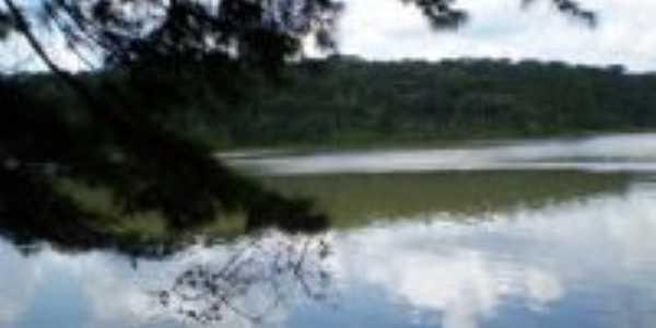 Lago Verde-Foto:Maria de Lourdes Baratto do Prado - Malu