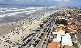 Imbé - Cidade de Imbé/ RS - Praia de Mariluz