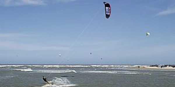 Imb�-RS-Esporte no mar-Foto:Susy Dienstbach