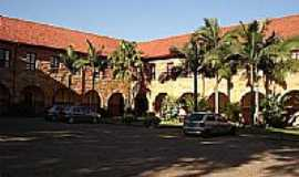 Imigrante - Convento Franciscano São Boaventura-Foto:cristianzerwes