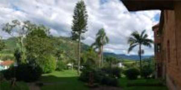 Vista do Convento São Boaventura, Por Ademir Duarte