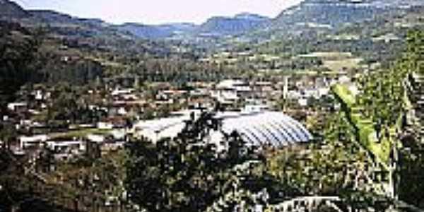 Vista do centro de Imigrante-Foto:cristianzerwes