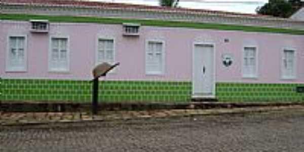 Lagoa Real-BA-Prefeitura Municipal-Foto:leocardosolobo