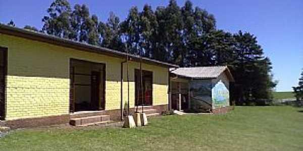 Itaimbézinho-RS-E.E.E.F.Joaquim Marques na Comunidade de Pindurico-Foto:fernandosul