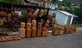 Laje - Feira de Artesanato em Laje-BA-Foto:alepolvorines