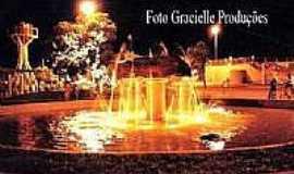 Itaqui - Chafariz localizado no parc�o de Itaqui-Foto:gracielle produ��es