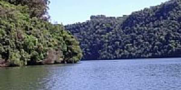 Lago de Itaúba-Foto:VALMIR ROSSATO