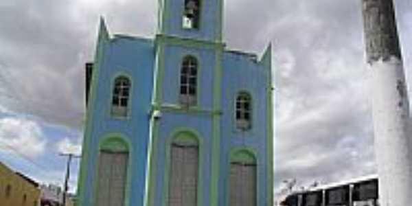 Igreja de N.Sra.da Conceição em Feira Grande-Foto:Sergio Falcetti