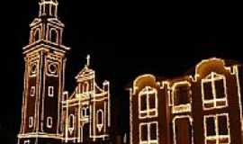 Ivorá - Igreja Matriz no Natal-Foto:MDZancan