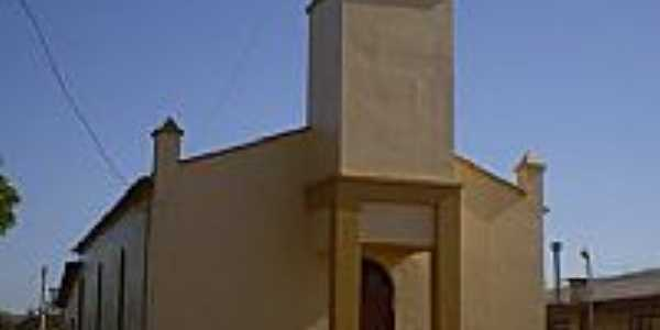 Capela Menino Deus-Foto:ricardo.pre