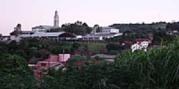 Vista da cidade-Foto:Carlos Michelim