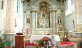 Jaguarão - Altar da Igreja Matriz, Por Mirian Carvalho da Silva