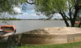 Jaguarão - rio jaguarão foto julio raymundo,