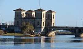 Jaguarão - Ponte Internacional-Cleiton Lages