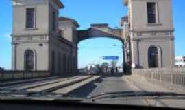 Jaguarão - ponte de Jaguarão, Por José