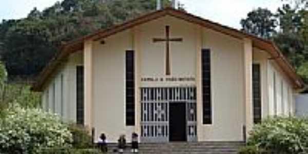 Capela de São João Batista-Foto:EUGANDOLFI