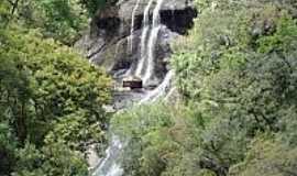 Jaquirana - Cachoeira da Querida, Jaquirana - RS -  por João Paulo Scheidt