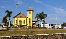 Jaquirana - Igreja Católica em Jaquirana - RS - por gcoster