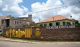 Júlio de Castilhos - Julio de Castilhos-RS-Entrada da cidade-Foto:Vanessa Sias