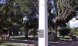 Júlio de Castilhos - Julio de Castilhos-RS-Monumento ao Cincoentenário do Município-Foto:alepolvorines