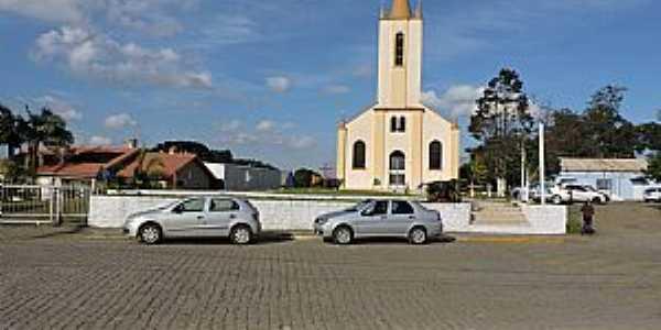 Imagens da cidade de Lagoa Bonita do Sul - RS