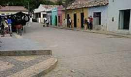 Lajedinho - Lajedinho-BA-Centro da cidade-Foto:marcos Antonio