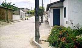 Lajedinho - Lajedinho Rua da Areia por Miguel de Guilo