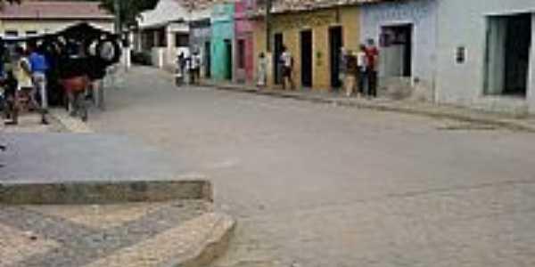 Lajedinho-BA-Centro da cidade-Foto:marcos Antonio