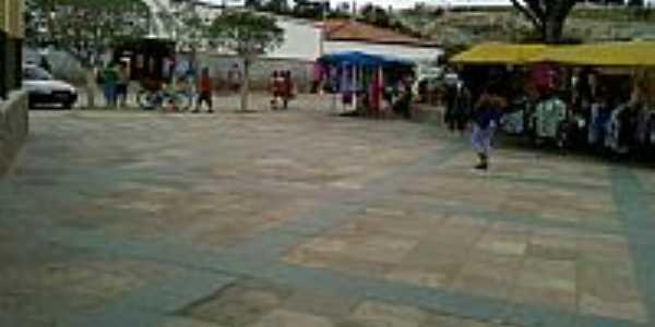 Lajedinho-BA-Praça de Eventos-Foto:marcos Antonio