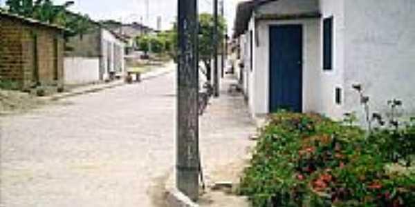 Lajedinho Rua da Areia por Miguel de Guilo