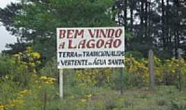 Lagoão - Boas vindas-Foto:Adriano Fagundes
