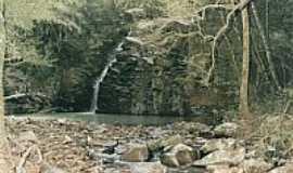 Lagoão - Cascata