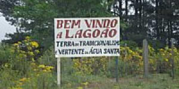 Boas vindas-Foto:Adriano Fagundes