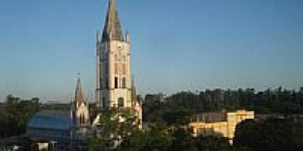 Igreja de Sto.In�cio de Loyola-Foto: �merson Zanoni