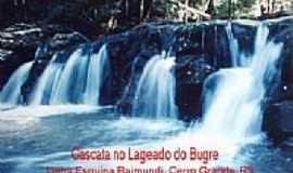 Lajeado do Bugre - Cascata-Foto:CLICKSIL