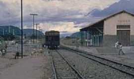 Lajedo Alto - Lajedo Alto-BA-Estação Ferroviária em 2009-Foto:Herbert Knup, Jon M. Tolman e Siegfried Muhlhausser