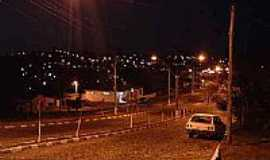 Lavras do Sul - Lavras do Sul à noite-Foto:jjaime