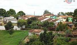 Lajedo do Tabocal - Lajedo do Tabocal-BA-Casario da cidade-Foto:agcesporte