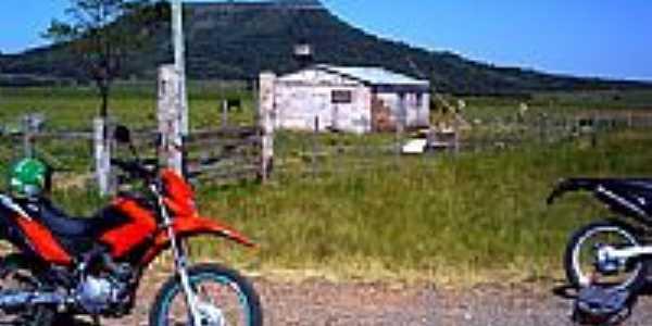 Área rural em Loreto-Foto:Renan Dias Bandeira