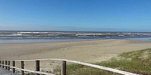 Imagens da localidade de Magistério praia de Balneário Pinhal - RS