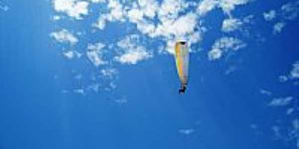 Magistério-RS-Vôo de Paraglider-Foto:Marcelo Luis