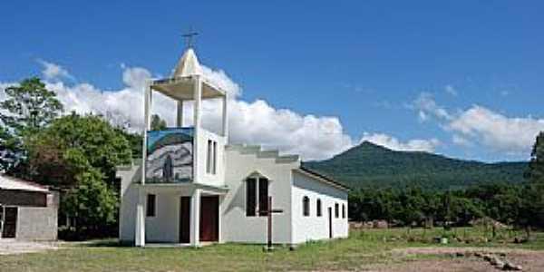 Mampituba-RS-Capela em Vila Broca-Foto:Marlon Antonelli