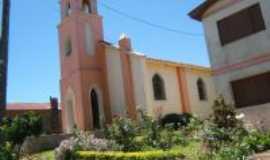 Manoel Viana - Igreja N. Sra dos Navegantes, padroeira do munic�pio, Por Claudio Ricardo Freitas (Kaco)