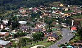 Maratá - Vista da cidade-Foto:Edilson Benvenutti