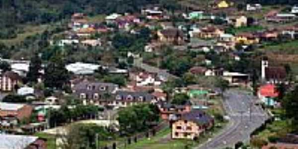 Vista da cidade-Foto:Edilson Benvenutti